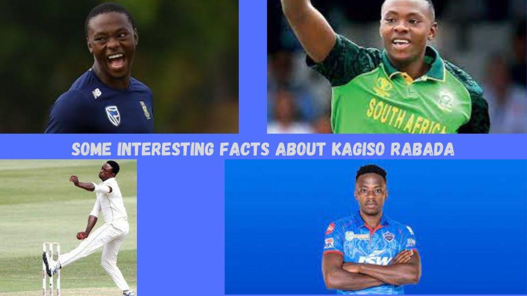 Interesting Facts About Kagiso Rabada