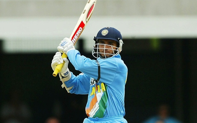 Sourav Ganguly- most sixes in ODI