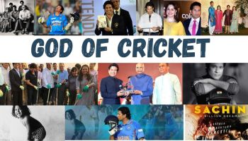 Sachin Tendulkar-The GOD of Cricket