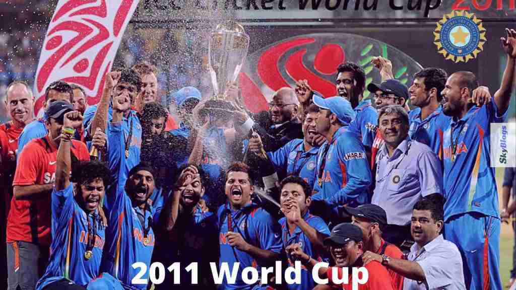 icc cricket world cup 2011 winner was India