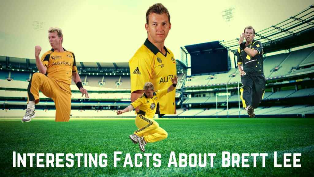 Interesting Facts About Brett Lee