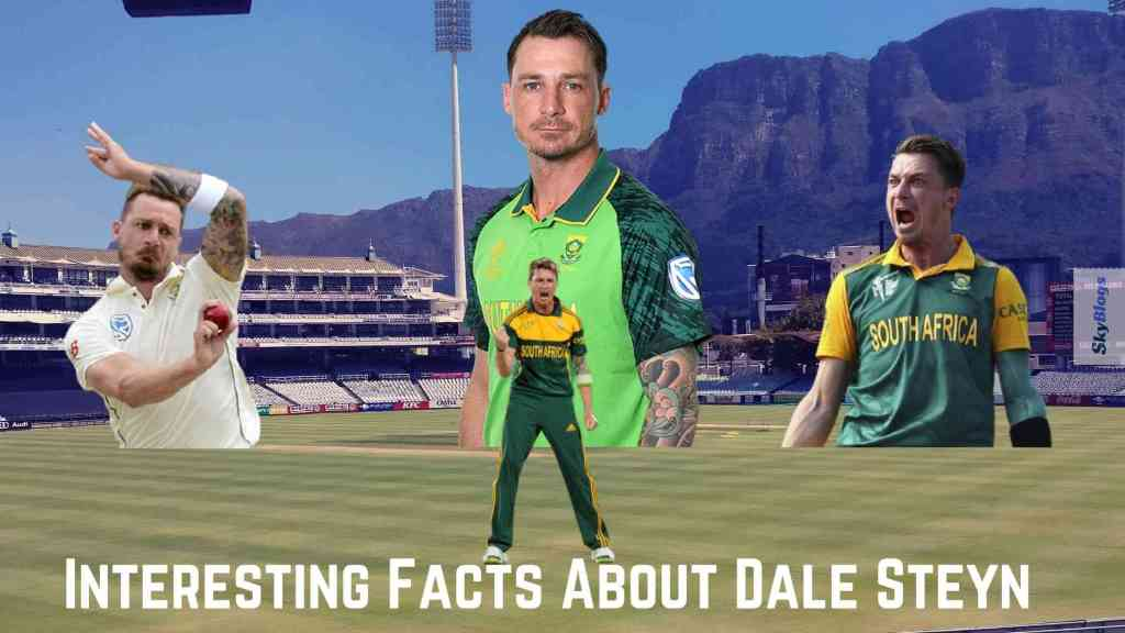 Interesting Facts About Dale Steyn