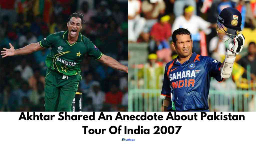 Former Pakistan Seamer Shoaib Akhtar Recalled A Memory, Which Scared Him Of Not Getting The Indian Visa