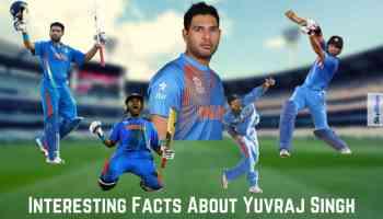 Interesting Facts About Yuvraj Singh