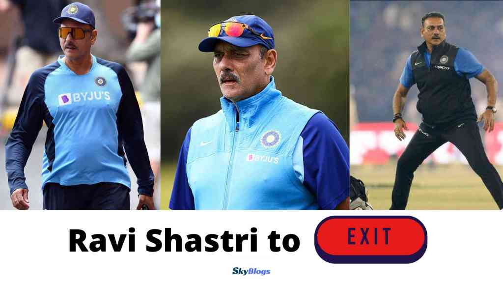 Indian Team Head Coach To Leave Indian Cricket Team After The T20 World Cup 2021