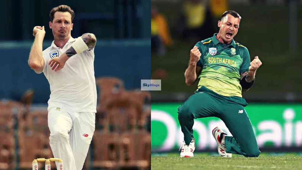 Dale Steyn Announced His Retirement From All Forms of Cricket
