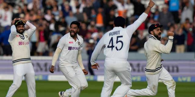 India vs England 2nd Test: India Registered Another Historical Win At Lord's After 2014