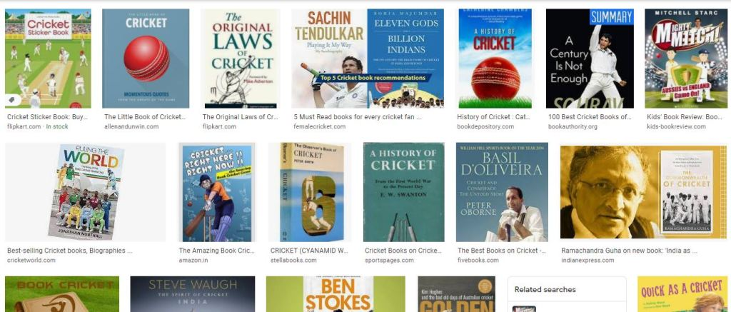 Best Cricket Books To Buy and read