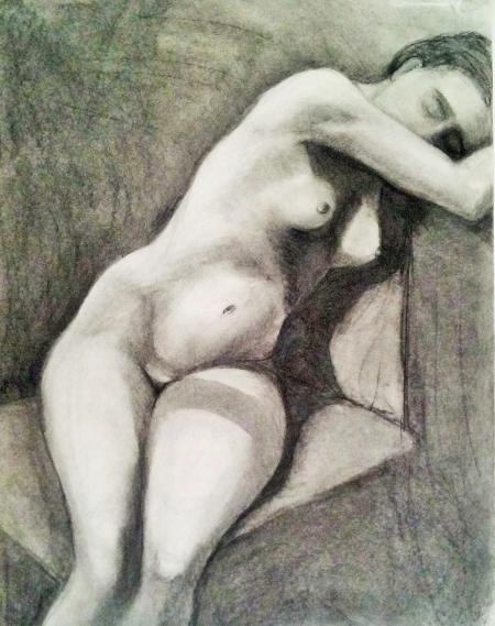 study nude