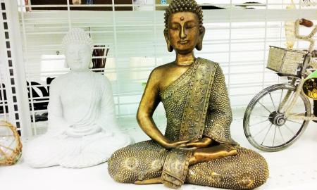 biker buddha