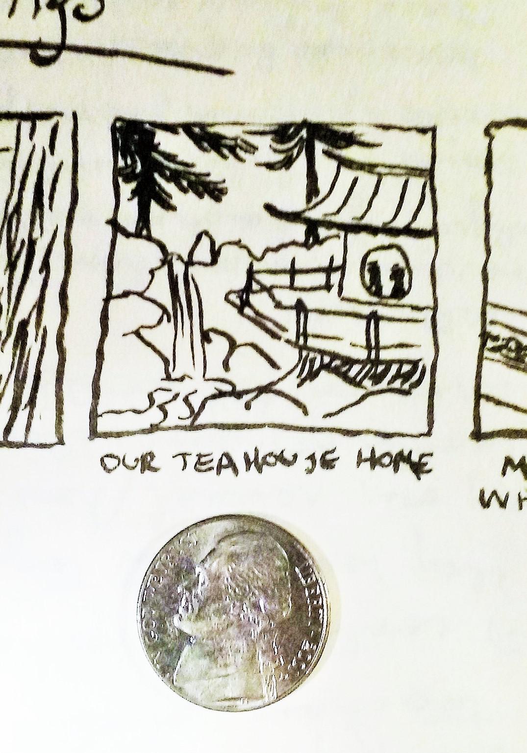 teahouse nickel