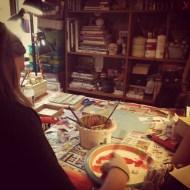 mariah stewie painting