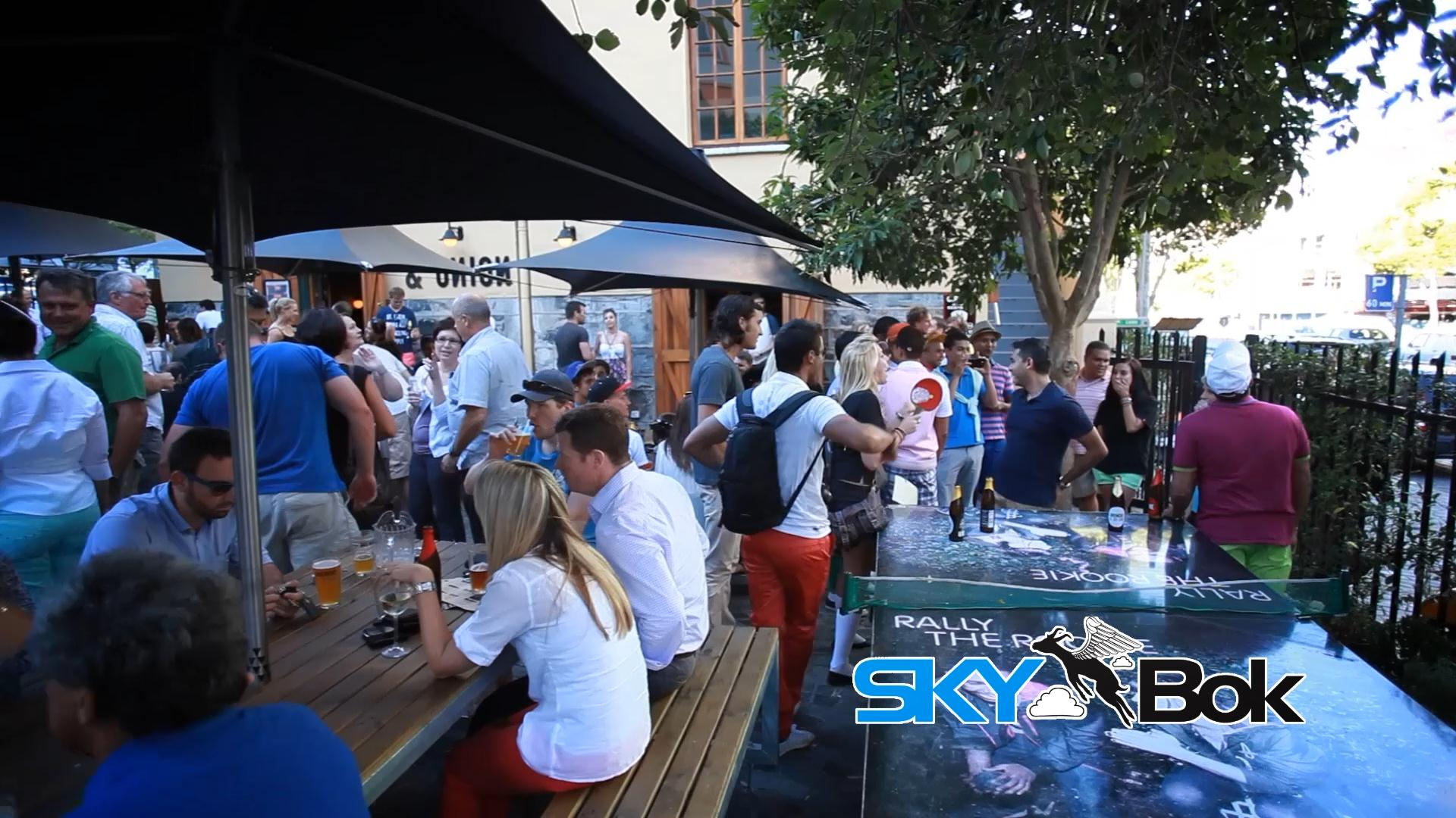 &Union Cape Town Skybok Video Profiling South Africa