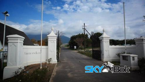 Vrede En Lust Wine Estate Stellenbosch South Africa Skybok Video Profiling
