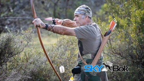 Zingela Archery Jeffrey's Bay South Africa