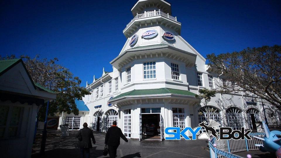 Algoa FM Port Elizabeth The Boardwalk South Africa