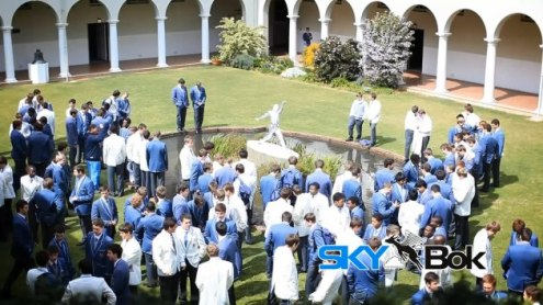 Grey High School Skybok South Africa Video Profiling