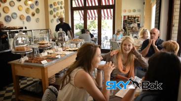 Melissa's Cape TownSkybok Video Profiling South Africa