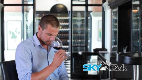 Ryk Neethling Skybok Video Profiling South Africa