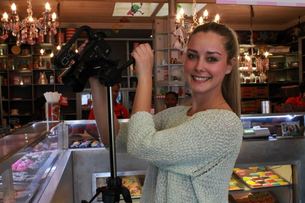 Shooting Charly's Bakery