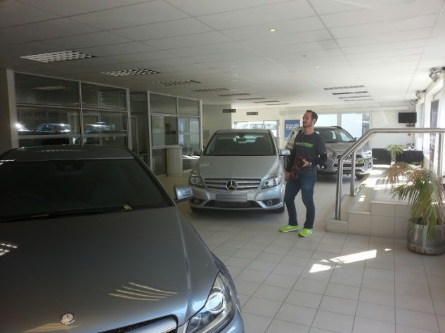 Mercedes Benz Maritime Motors Skybok Productions