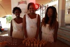 Amarula shots !