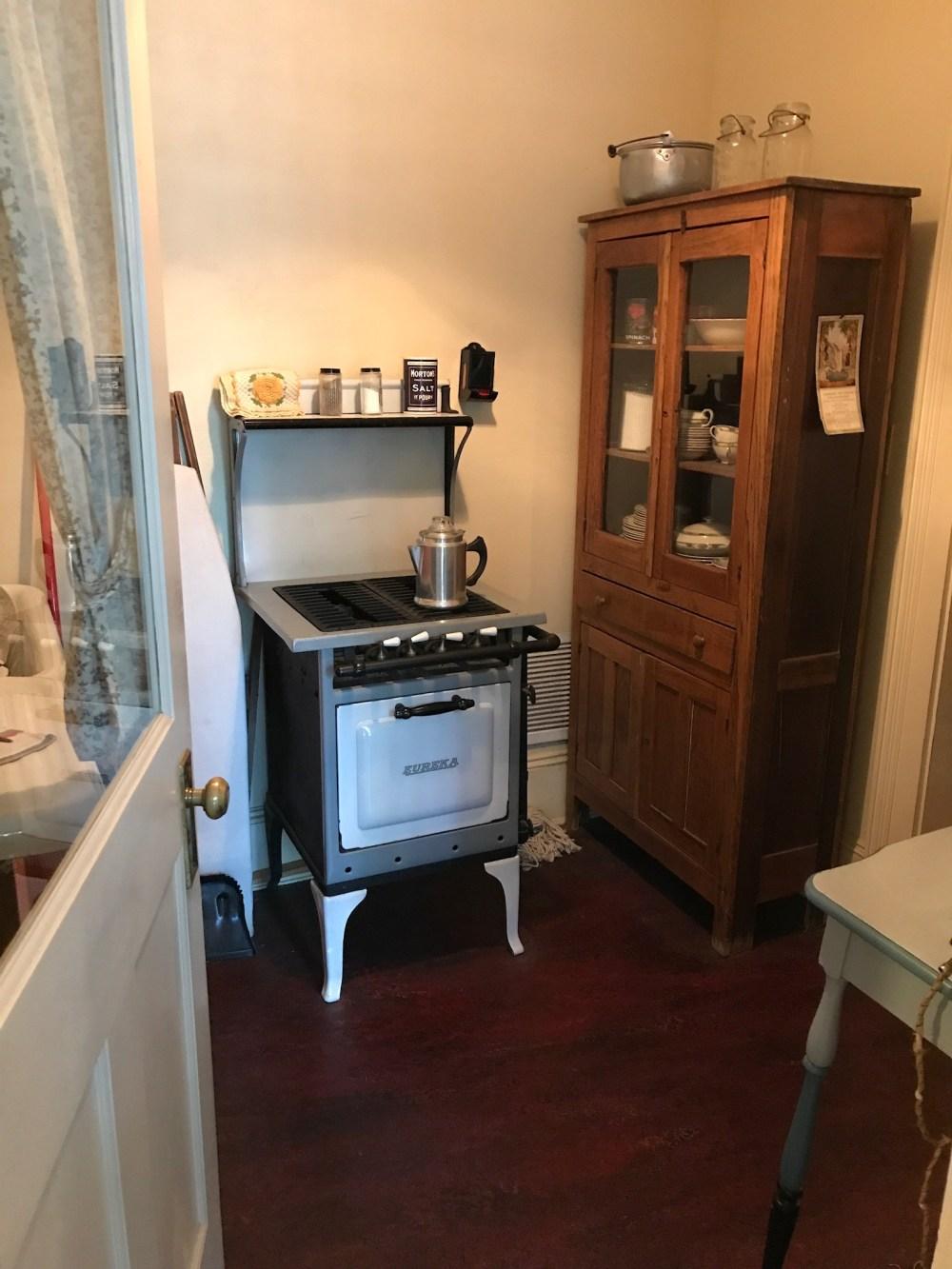 1940 kitchen