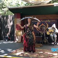 Skybok Films Sherwood Forest Faire, Texas
