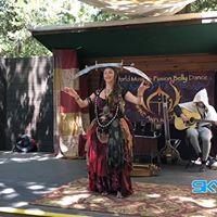 Skybok Films Sherwood Forest Faire, Texas