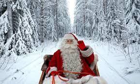 Did Santa Visit You for Christmas?