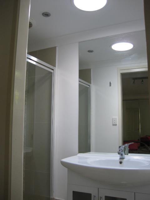 350mm round diy skylight