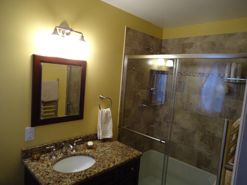 Small Somerset Bathroom Gets An Elegant Update Skydell