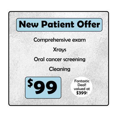 new patient offer sky dental malden