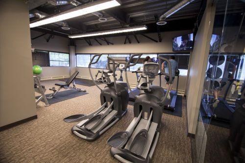 skydesk coworking gym livingston nj