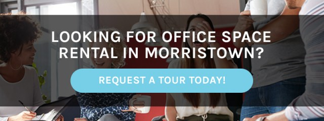 CTA - Looking for Office Space Rental In Morristown