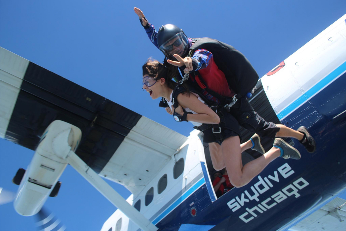 5 Things You Must Know Before Booking Your Skydive