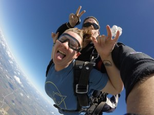 Skydive with Experienced Tandem Masters!
