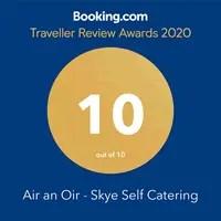 Booking.com 10/10 Traveller Review Awards 2020