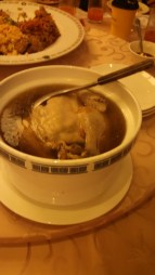 """Chicken soup"""