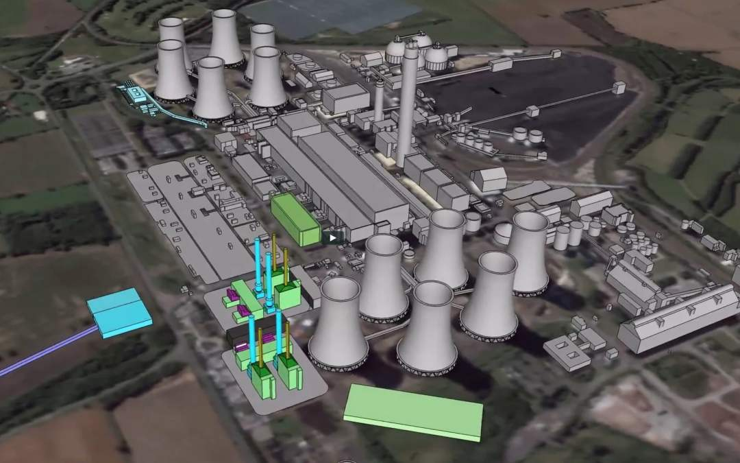 UK sued for approving Europe's biggest gas power station