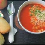 Paprika Soup at Souplounge