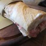 Lunch Sandwich in Pisa