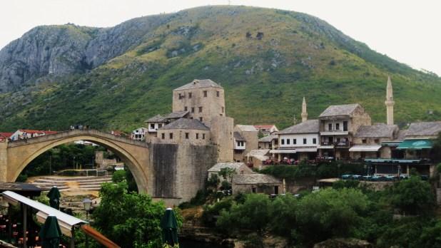 Mostar Scenery