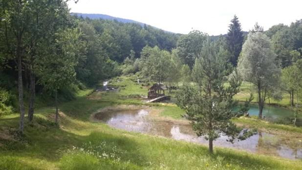 Plitvice Lakes Backwoods Village
