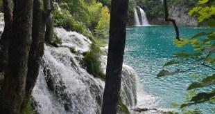 Plitvice Lakes Waterfalls