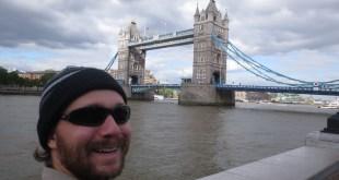 Selfie at Tower Bridge