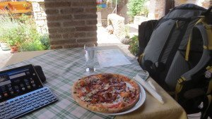 Working at Jupiter Pizzaria