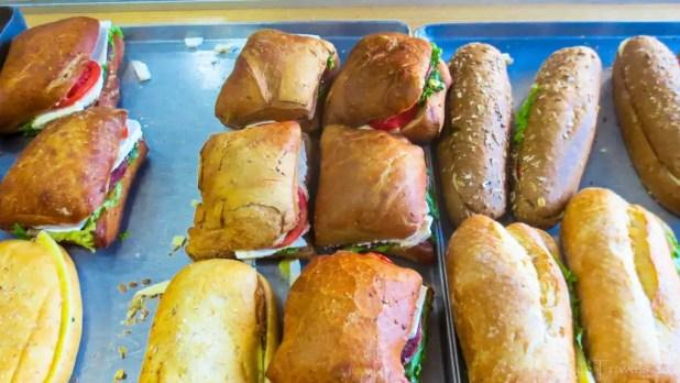 Sandwiches in Bachmann