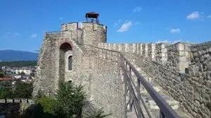 Skopje Fortress Wall