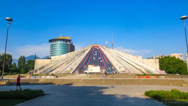 Tirana Pyramid #2